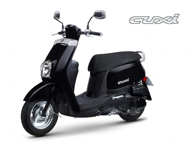 CUXI 115c.c  網路價:550  原價:700 1